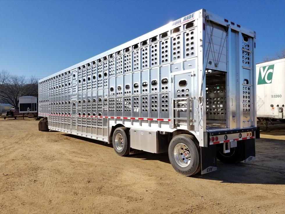 eby livestock trailer for sale