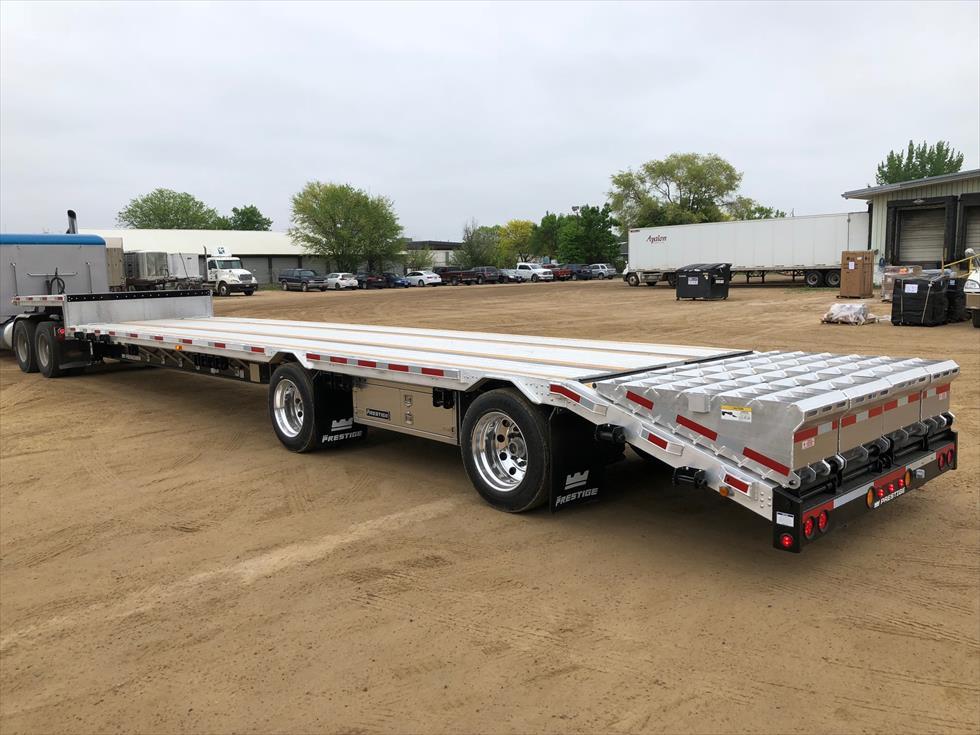 aluminum semi trailers