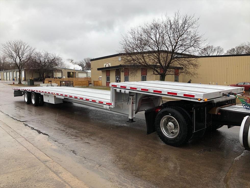 used semi trailer for sale