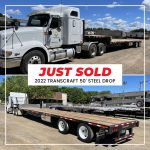Construction Trailers for Sale USA